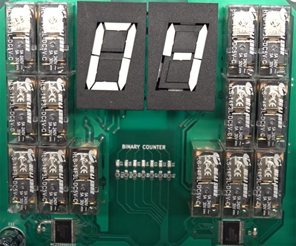 FlipDot Mechanical Digital Displays
