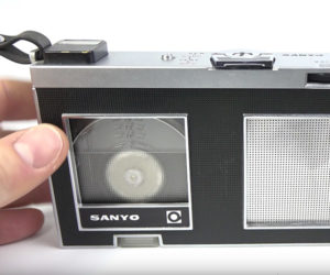 Retro Tech: SANYO Micro-Pack 35