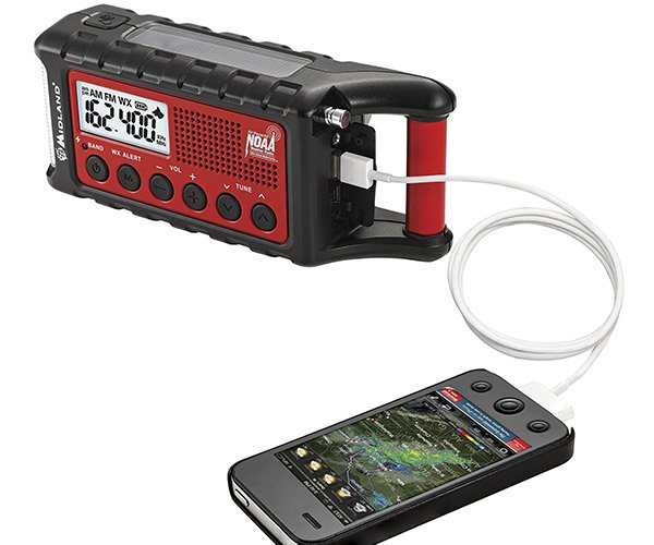 Midland ER310 Emergency Radio