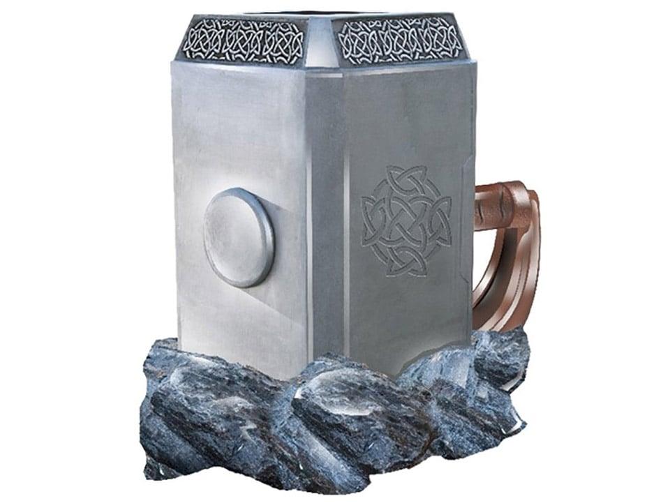 Mjolnir Mug
