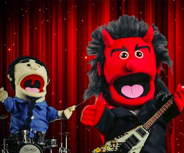 Metal Muppet Show