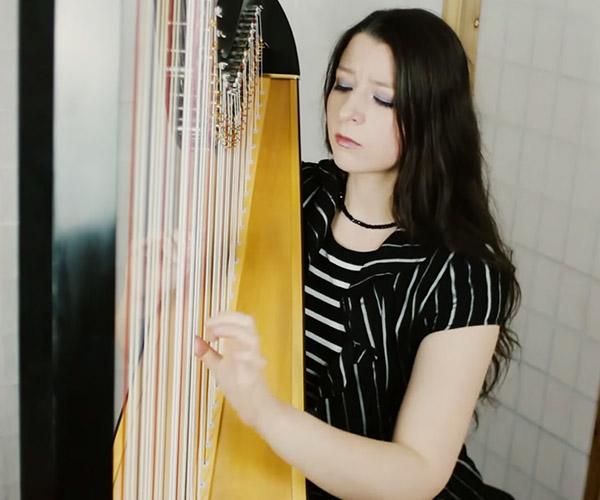 Muse Harp