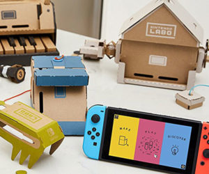 Nintendo Labo Overview