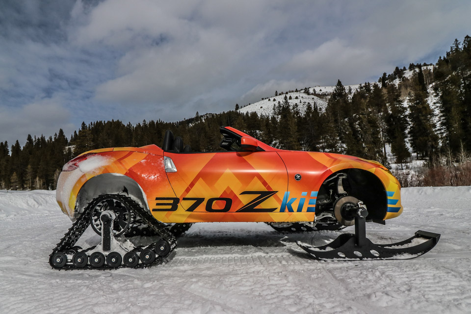 Nissan 370Zki Roadster