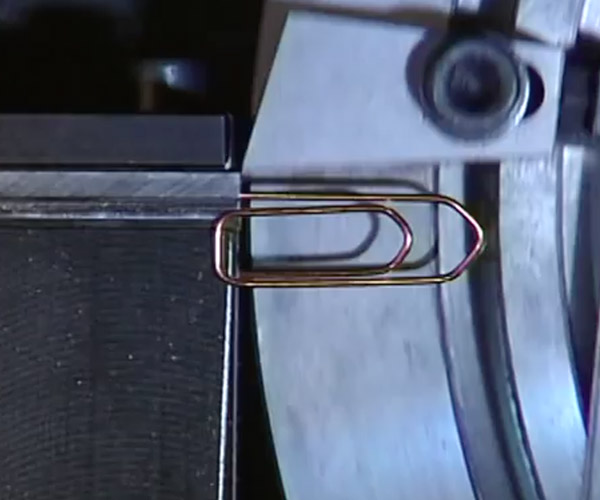 How Paper Clips Are Made