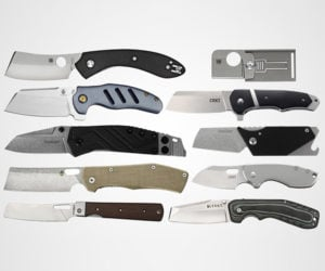 10 Great Cleaver Knives