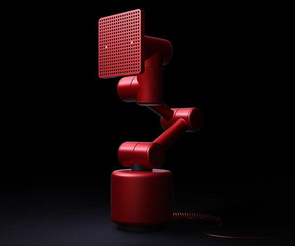 Raven R Reactive Robot Speaker
