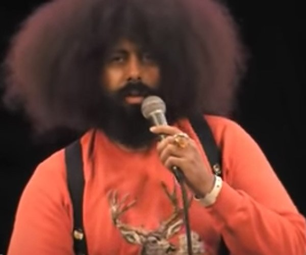 Reggie Watts Does Radiohead