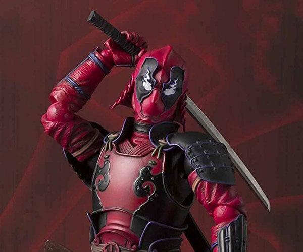 Samurai Deadpool Action Figure