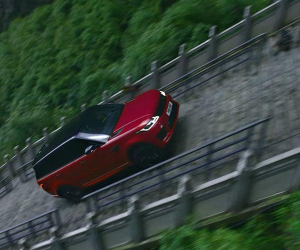 Range Rover Sport: Dragon Challenge