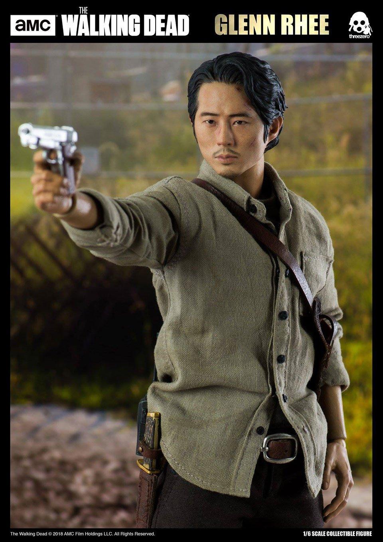 The Walking Dead Glenn Action Figure