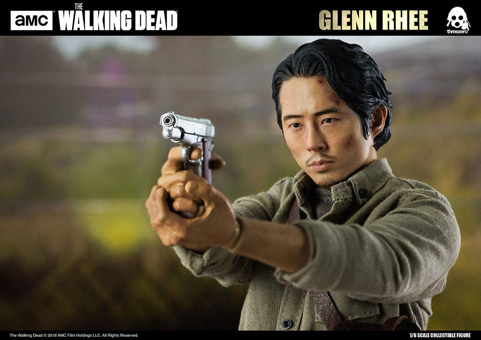 The Walking Dead Glenn Action Figure