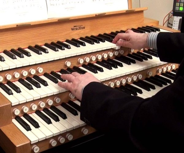 Virtual Pipe Organ
