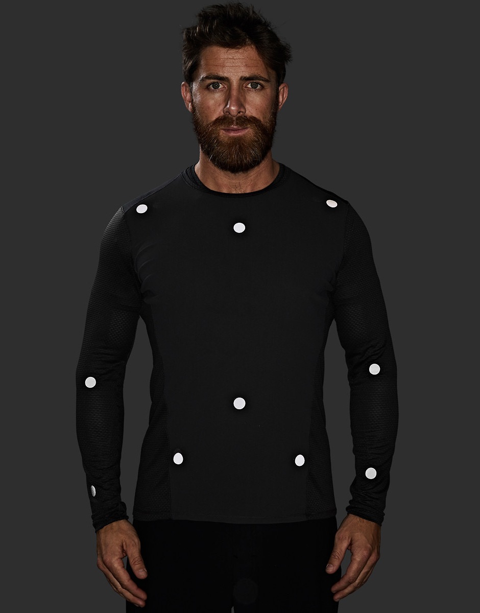 Vollebak Black Light Visibility Gear