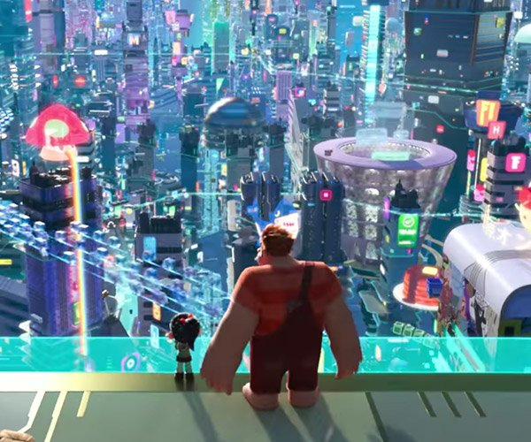 Wreck-it Ralph 2 (Teaser)