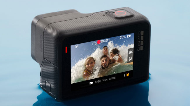2018 GoPro Hero Camera