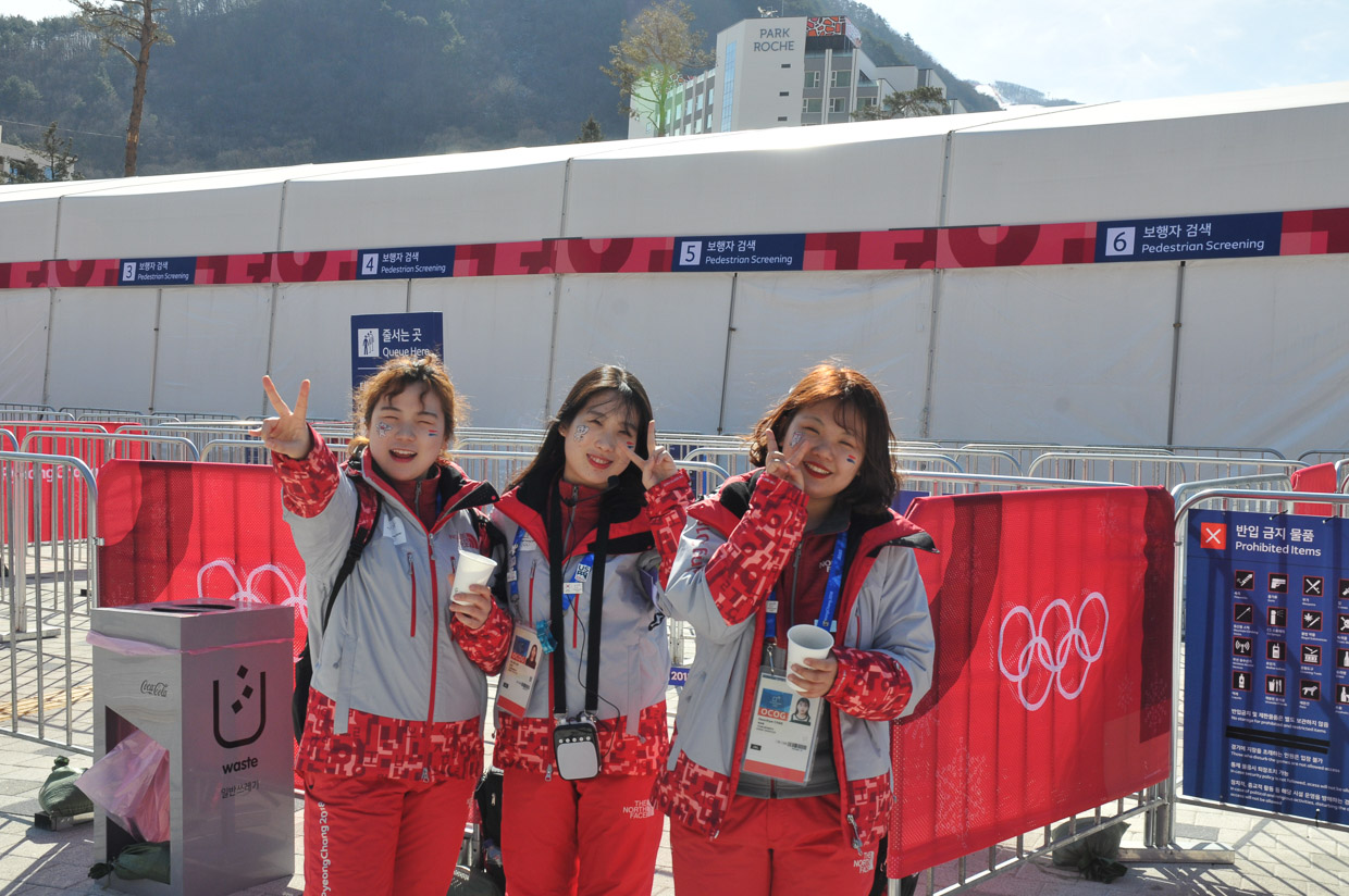 Inspiring Pyeongchang Moments