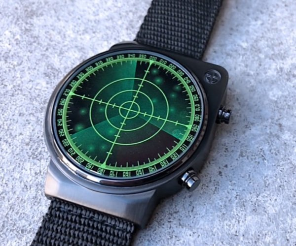 TokyoFlash Radar LED Watch