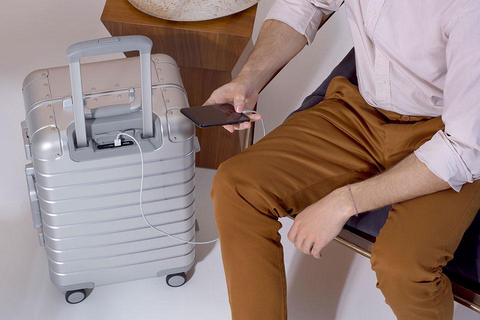 Away Aluminum Luggage