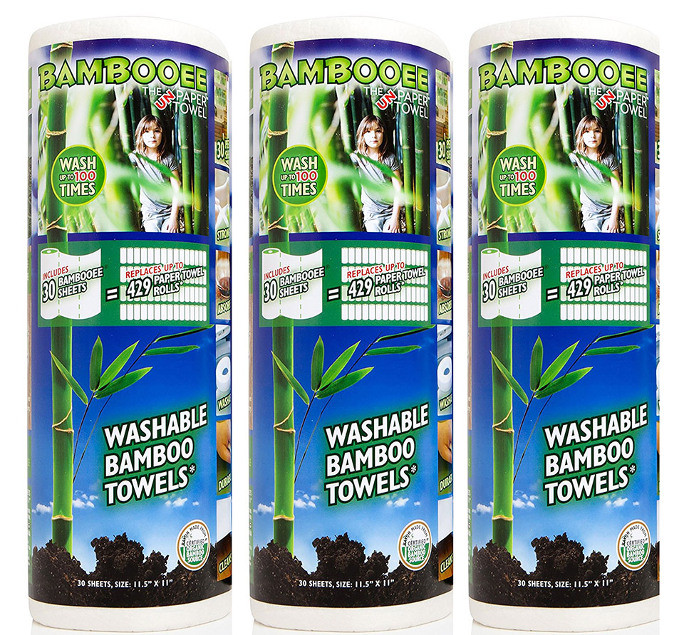 Bambooee Reusable Hand Towels