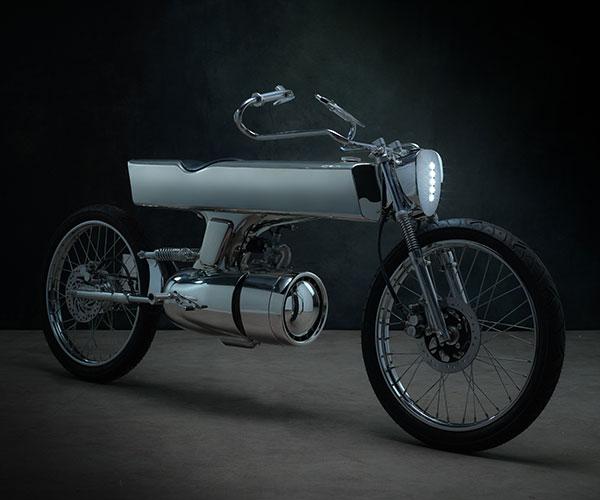 Bandit9 L-Concept Motorcycle