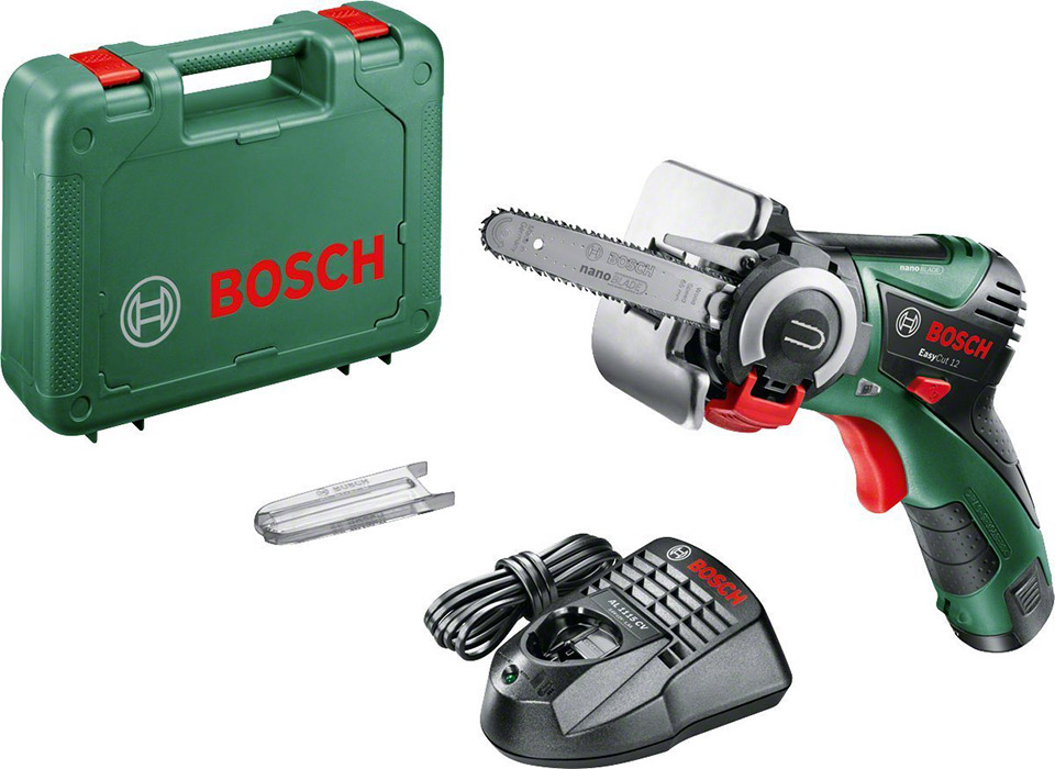 the bosche easycut 12 is an insanely awesome tiny chainsaw. Black Bedroom Furniture Sets. Home Design Ideas