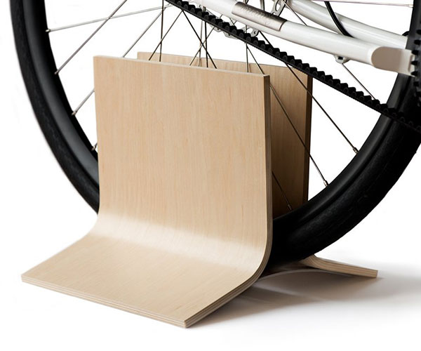 Budnitz Bicycle Floor Stand