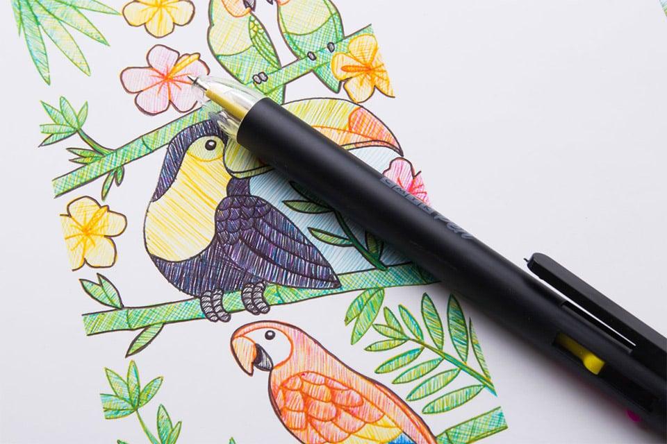 CMYK Pen