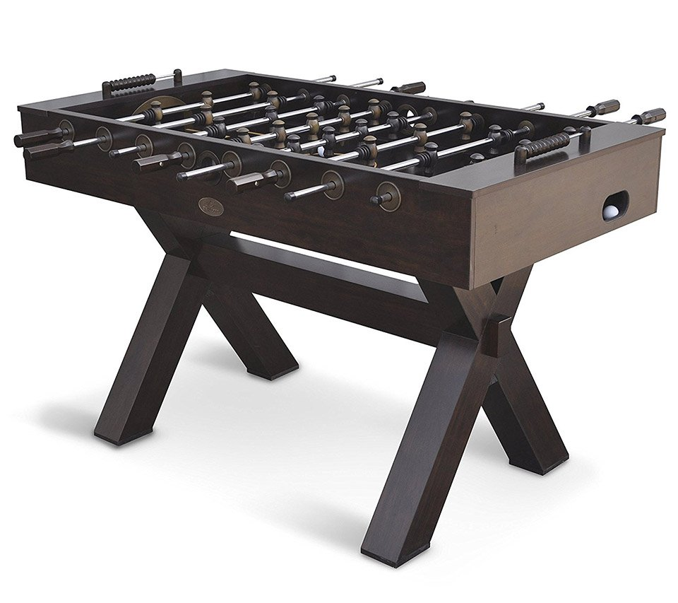 This Foosball Table Looks Like A Nice Piece Of Furniture - Foosball table cost