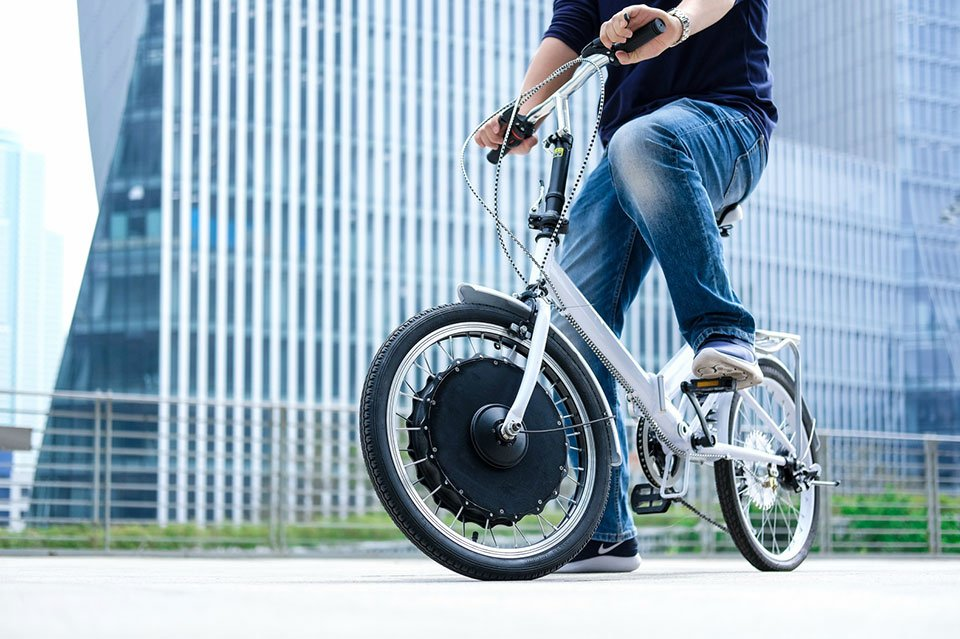 EvoWheel Electric Bicycle Wheel