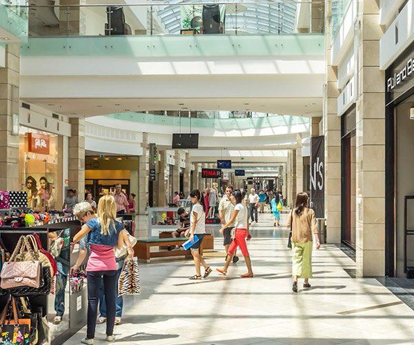 Facts About Shopping Malls