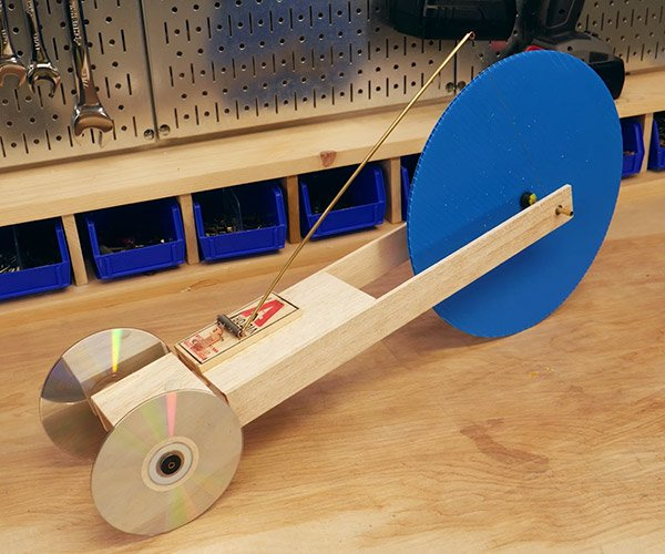 Mousetrap Car Physics