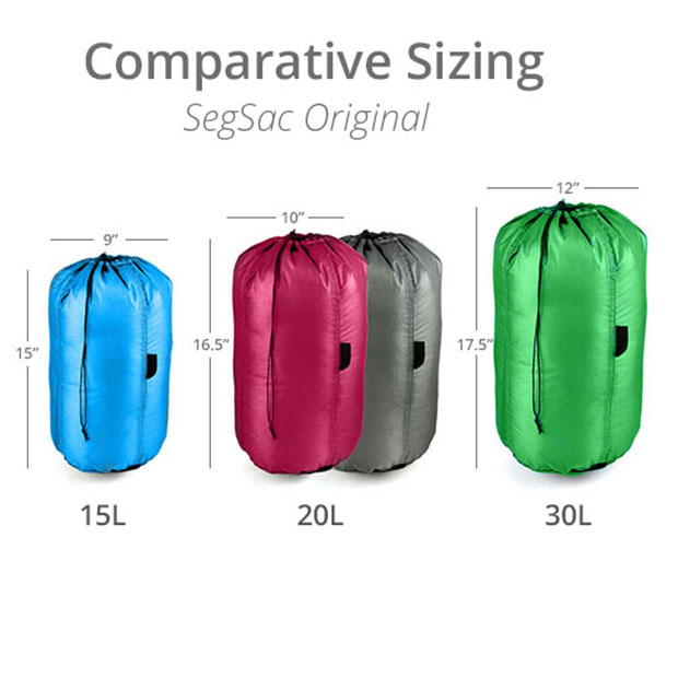 Gobi Gear SegSac Bag