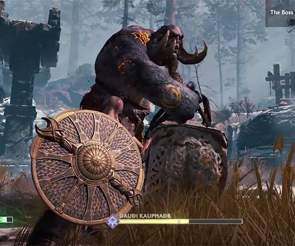 god of war 5 gameplay