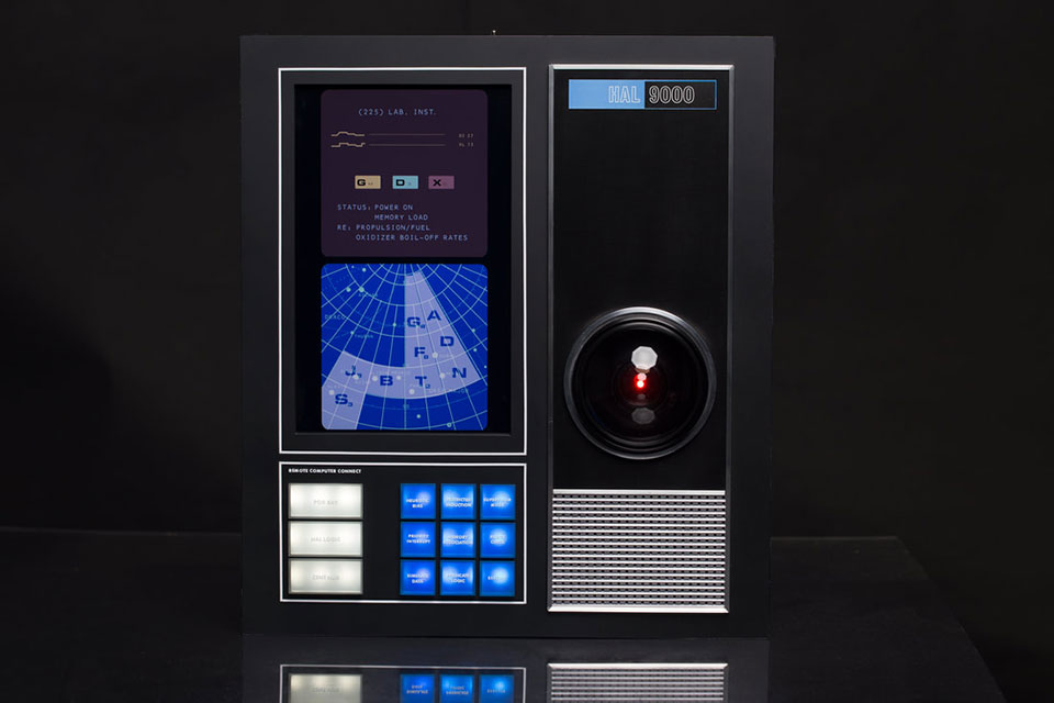 HAL 9000 Interactive Replica