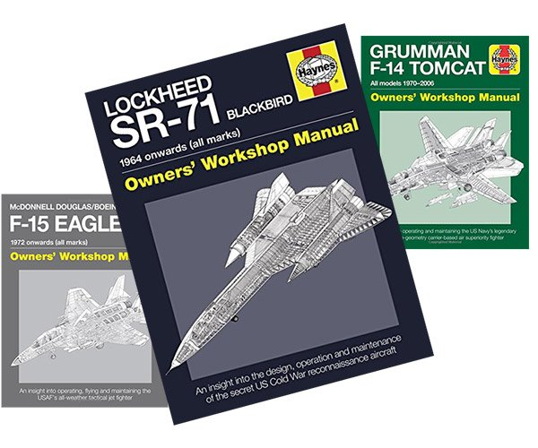 Haynes Guide Aviation Manuals