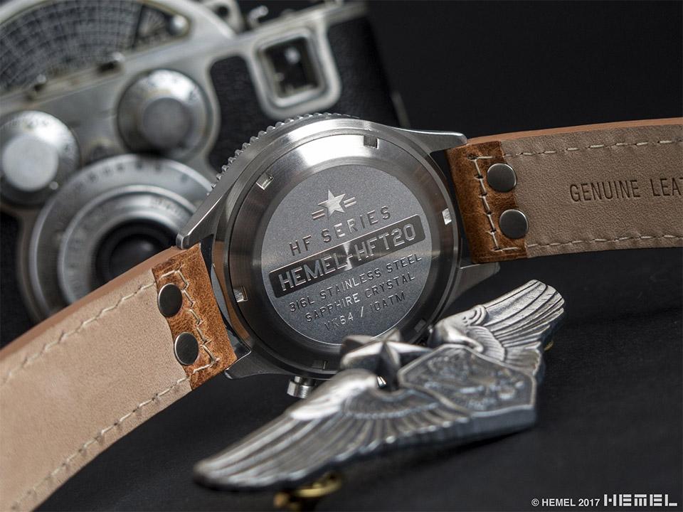 Hemel HFT20 Chronographs