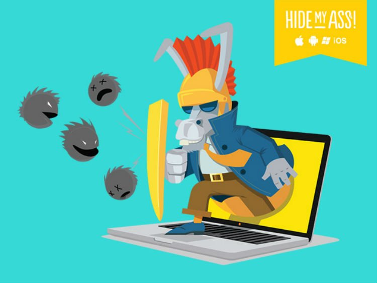 Deal: HideMyAss! VPN