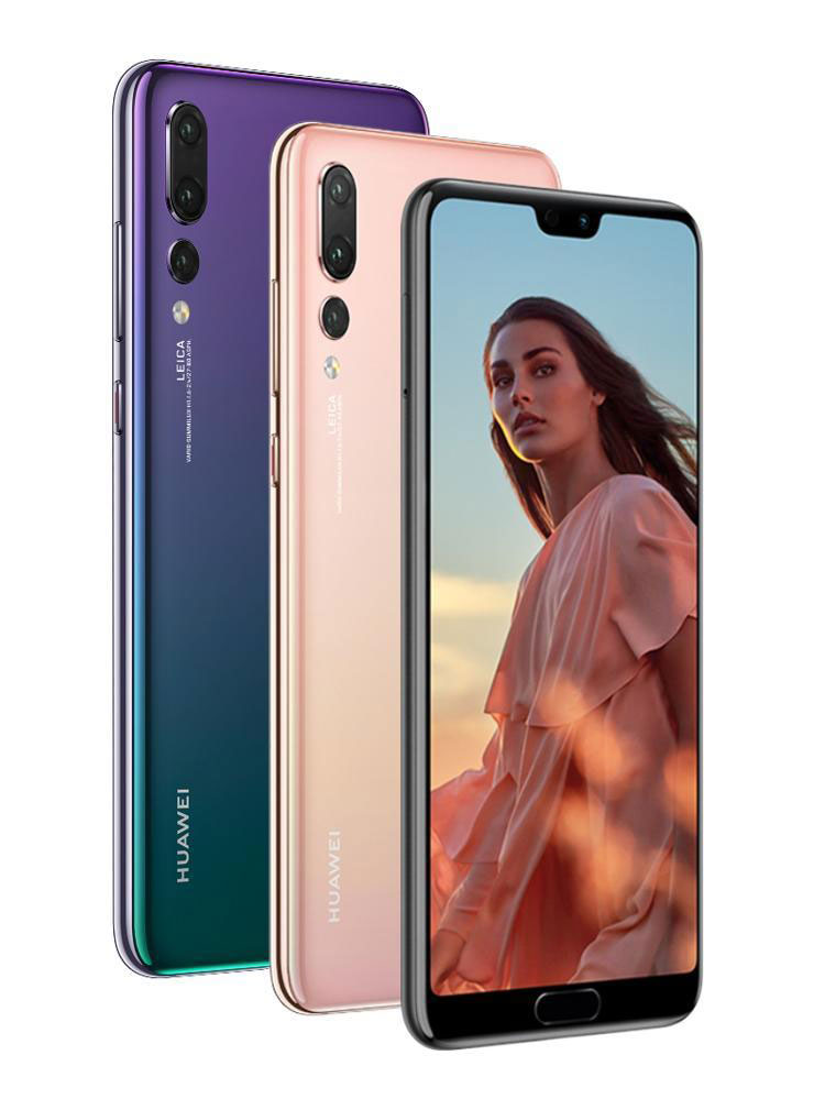 the huawei p20 pro android phone packs three rear cameras. Black Bedroom Furniture Sets. Home Design Ideas