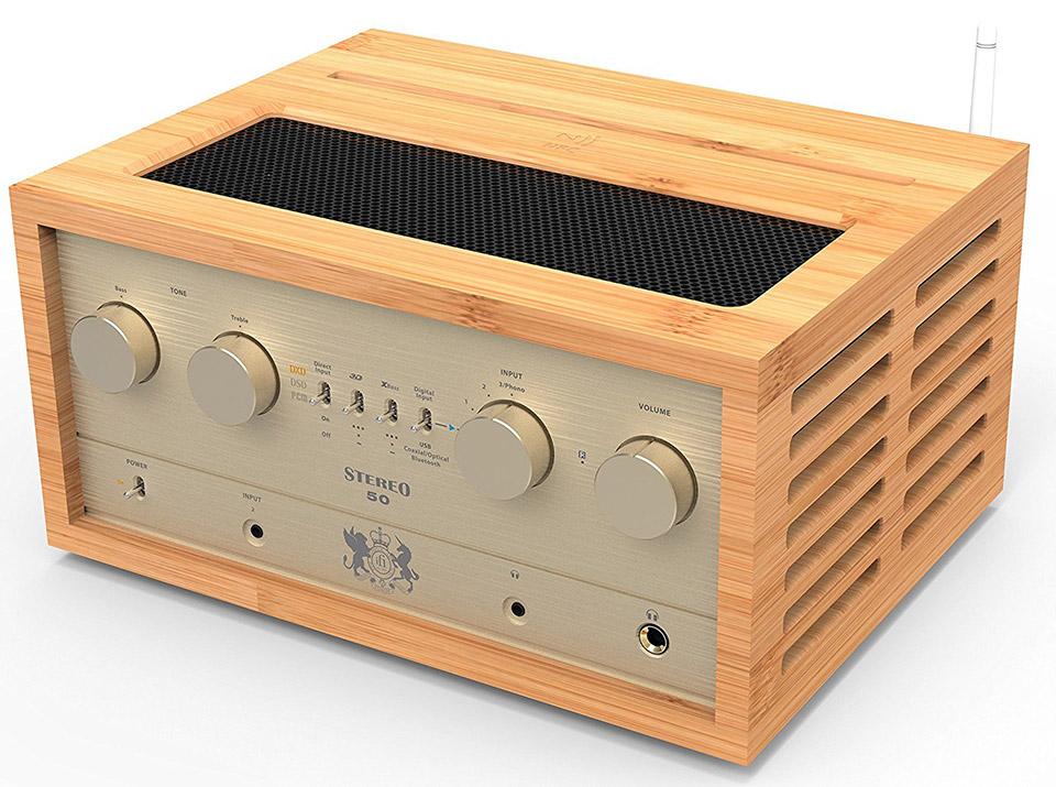 IFI Retro Stereo 50 Tube Amp
