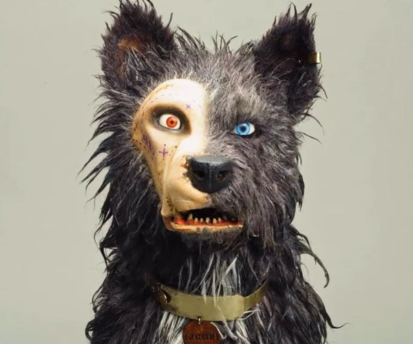 Animating Isle of Dogs