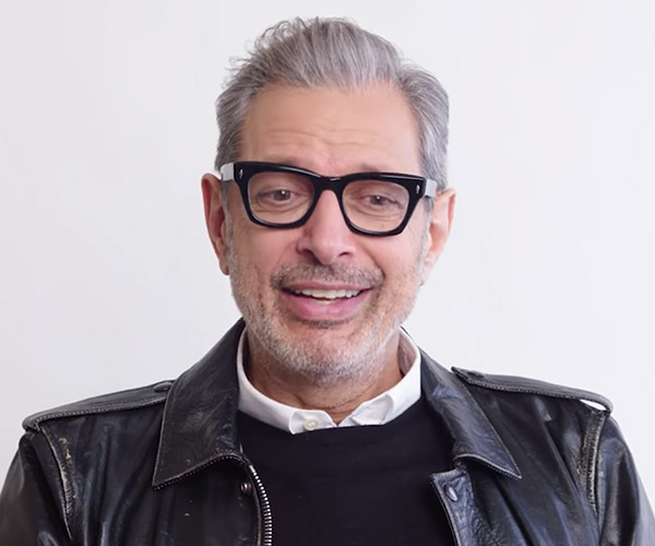 Jeff Goldblum Reviews His Career