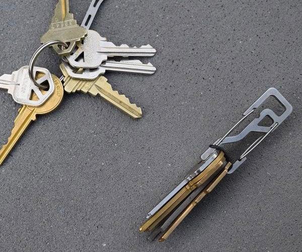 Key Titan Carabiner
