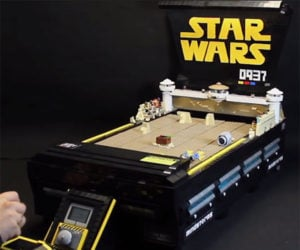 LEGO Star Wars Podracer Arcade