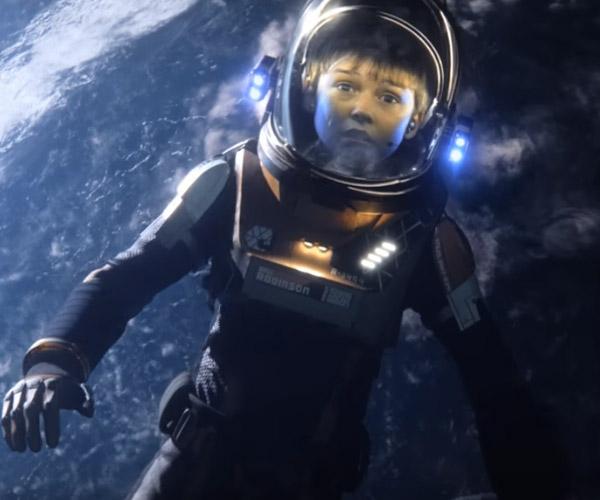 Netflix: Lost in Space (Trailer)