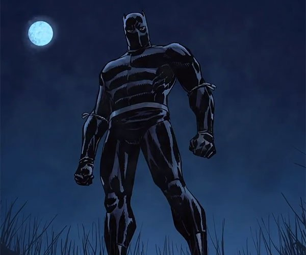 Marvel Knights Animation: Black Panther
