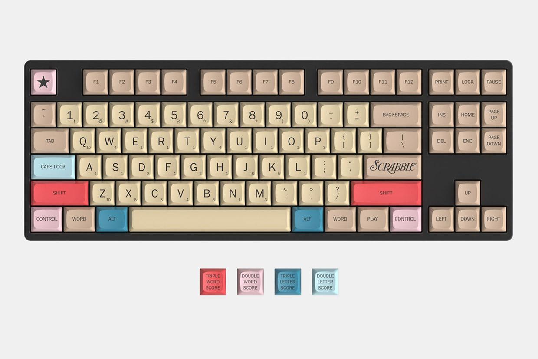Official Scrabble Keyboard
