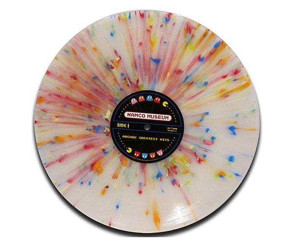 Namco Museum Greatest Hits Vinyl