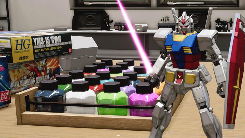 New Gundam Breaker (Teaser)