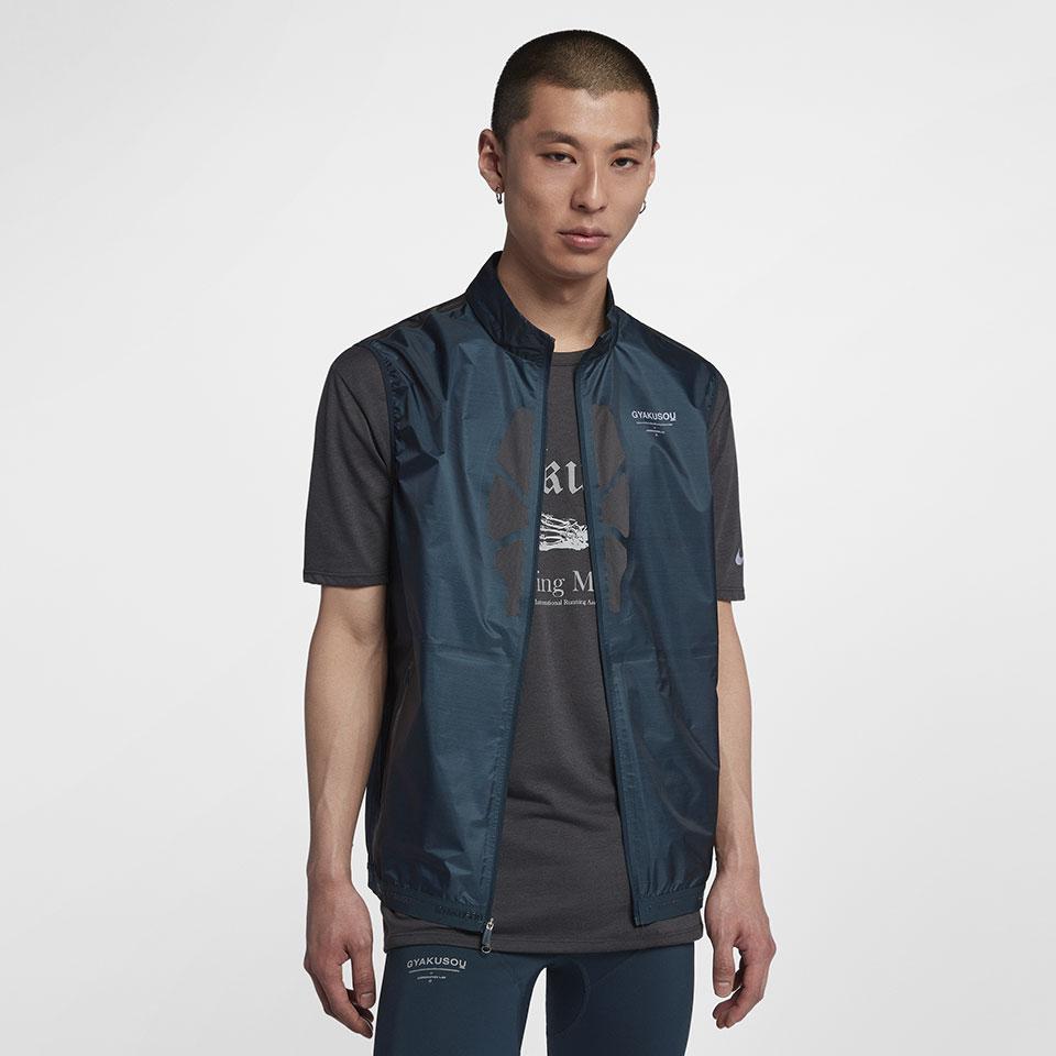 NikeLab Gyakusou Hooded Jacket